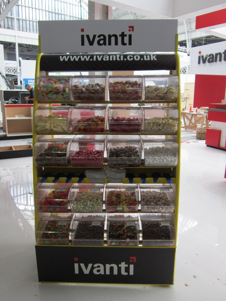 pick n mix sweet with branding