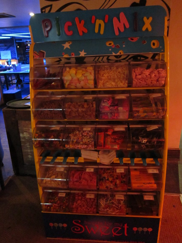 pick n mix stand london event
