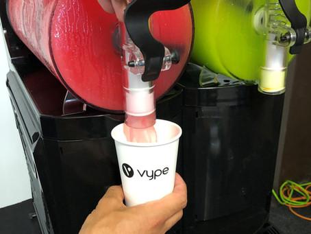 slush machines to rent at events