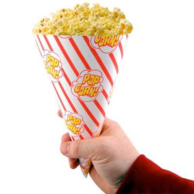cone popcorn