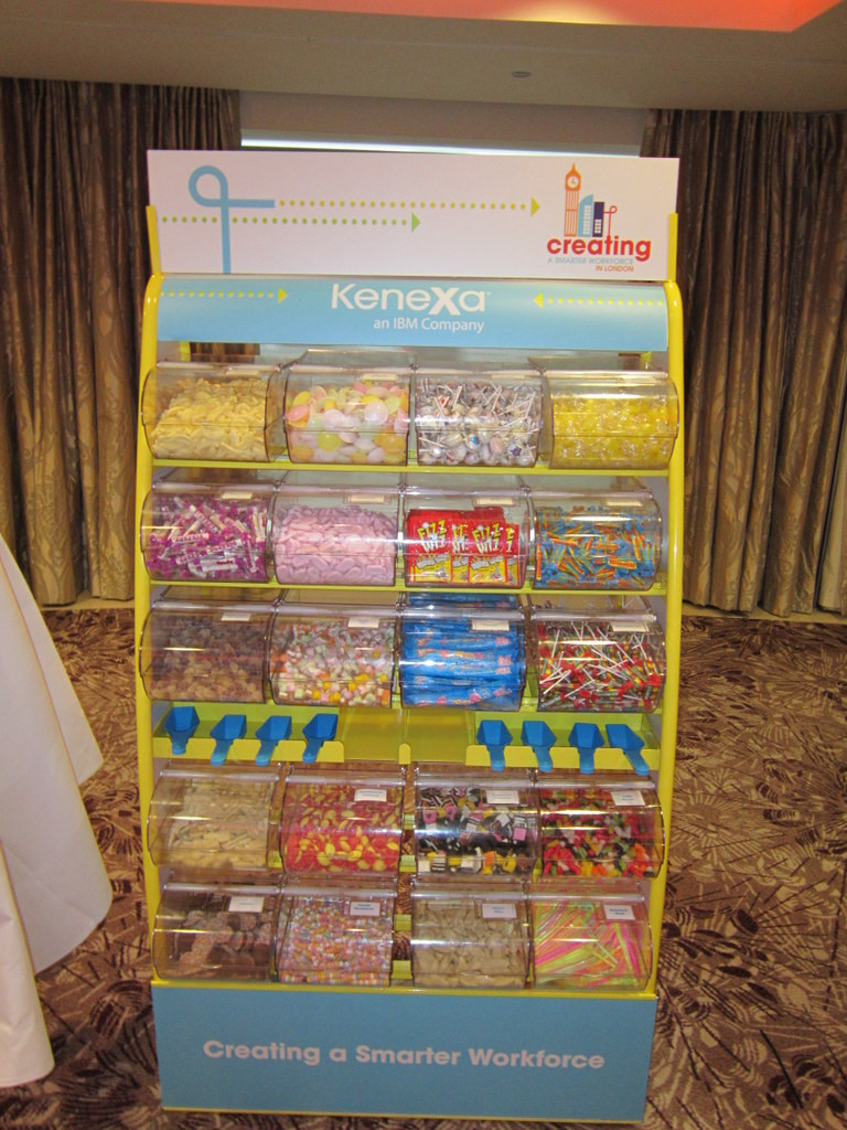 branded sweet hire