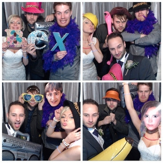 promo photo booth hire