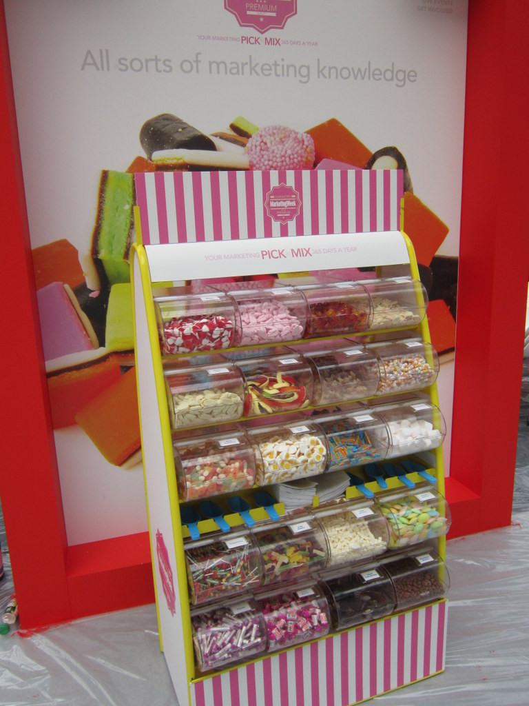 event show pick n mix