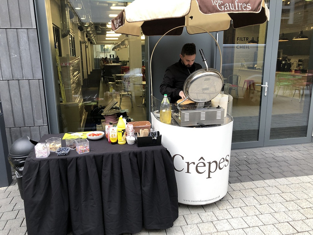 pancake cart hire london pancake day
