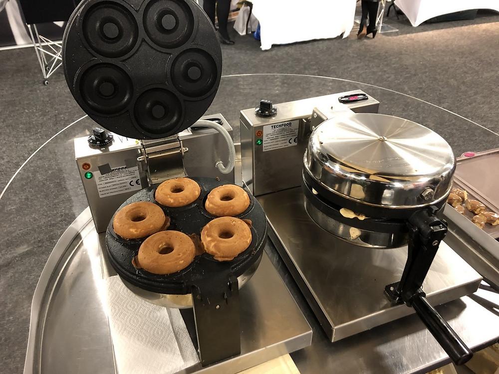 doughnut maker event