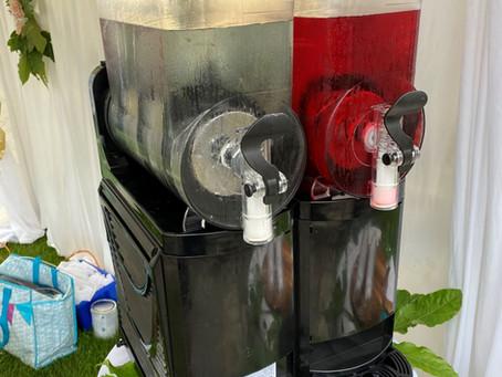 slush machine hire