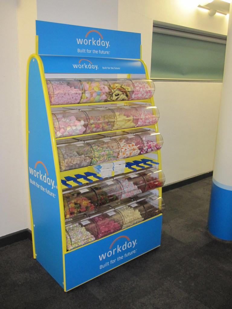 pick n mix branding islington business design centre