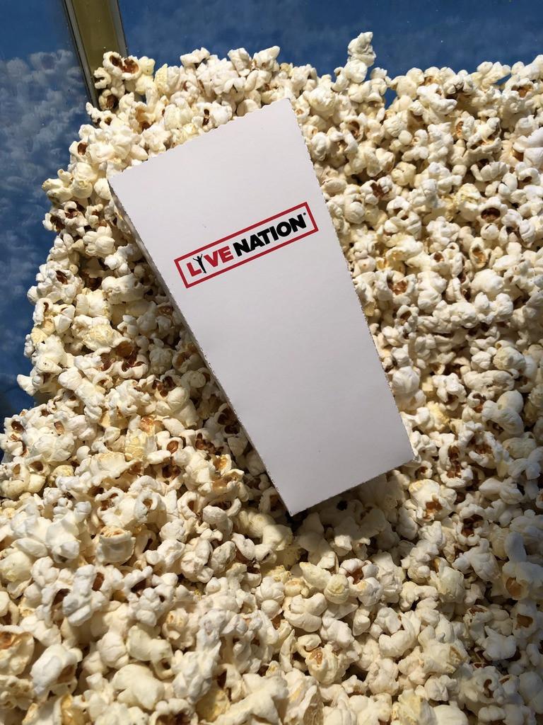 Branded Popcorn Boxes