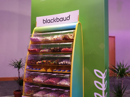 Branded Pick n Mix hire ICC Birmingham