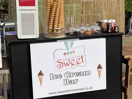 ice cream machine hire