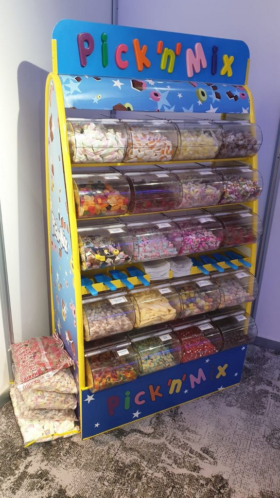 sweet pick n mix hire