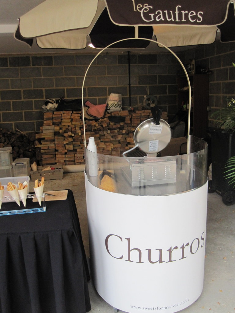churros cart