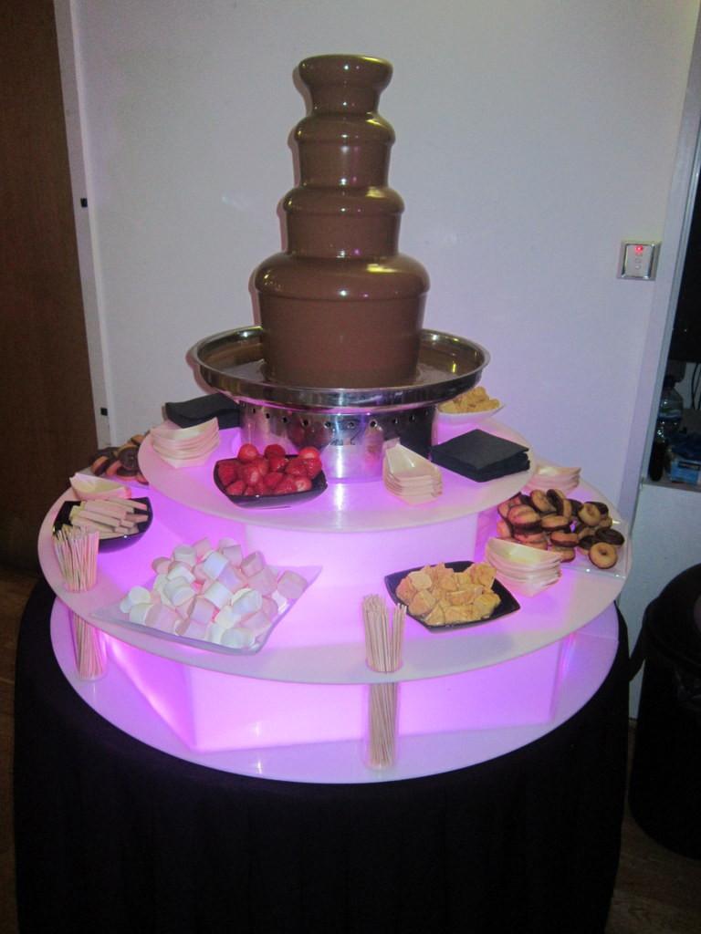 chocolate fountain kent