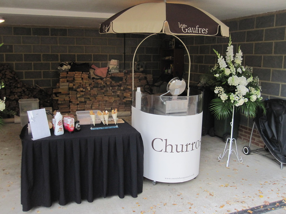 churros machine hire