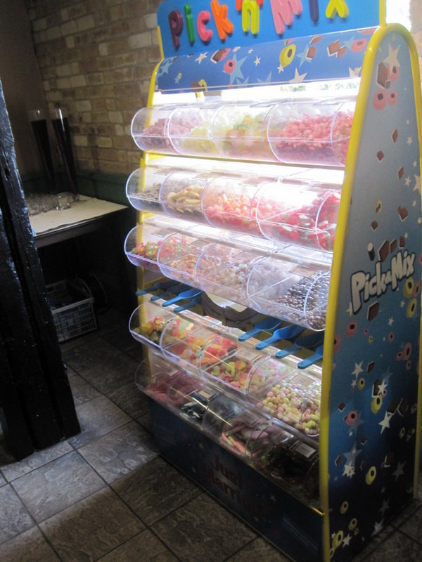 pick n mix cooling castle kent