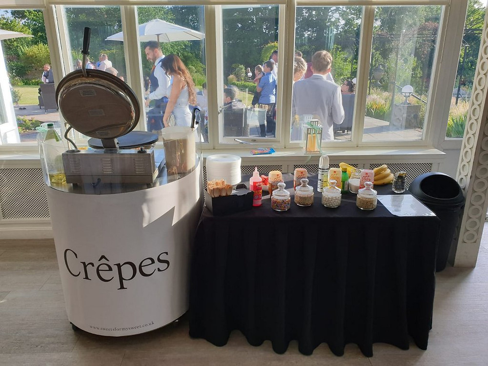crepe cart hire bromley