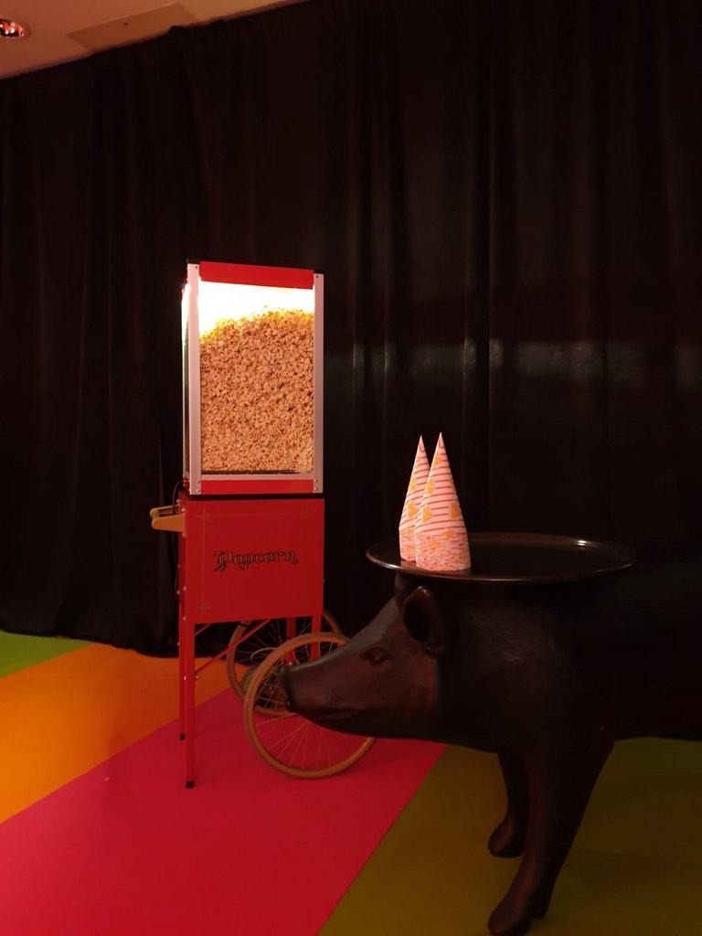popcorn hiring