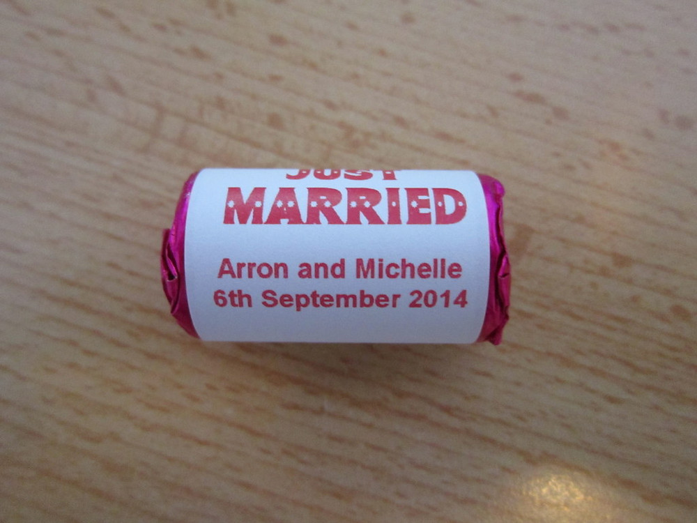 buy custom name wedding love hearts