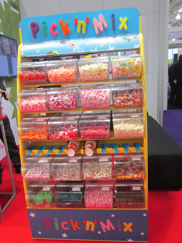 pick n mix olympia event