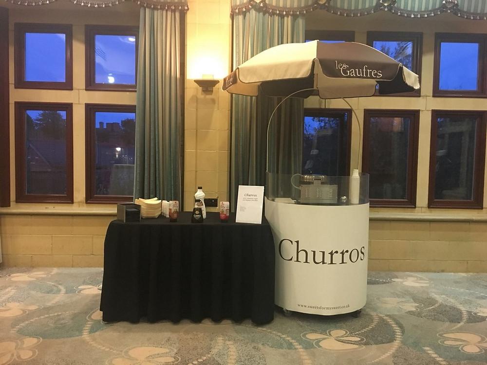 churros event hire
