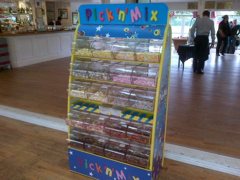 pick a mix sweets party