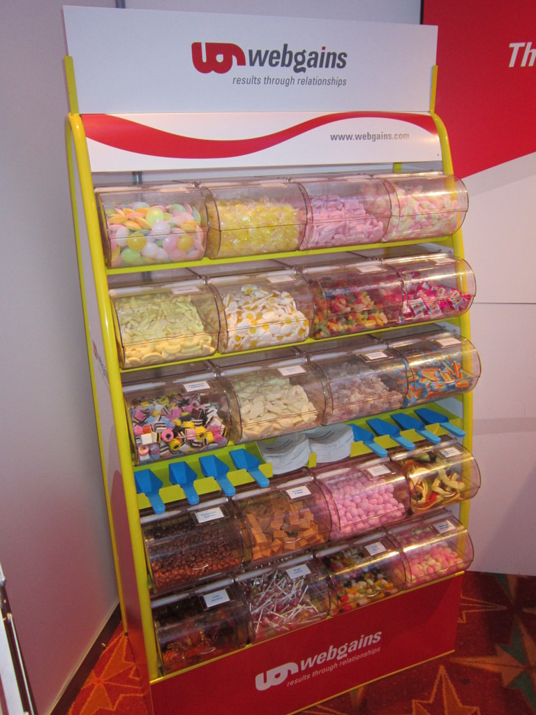 brand sweets unit hire