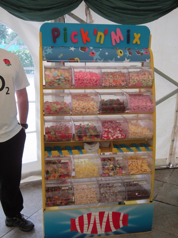 pick n mix hire london