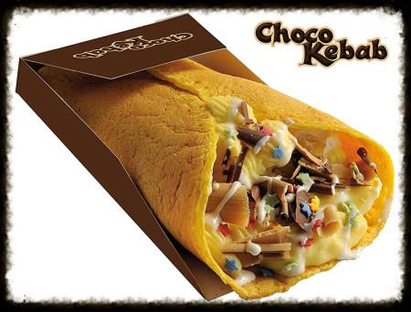 choco kebab wedding