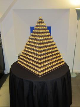 chocolate-ferrero-rocher-pyramid-hire.JP