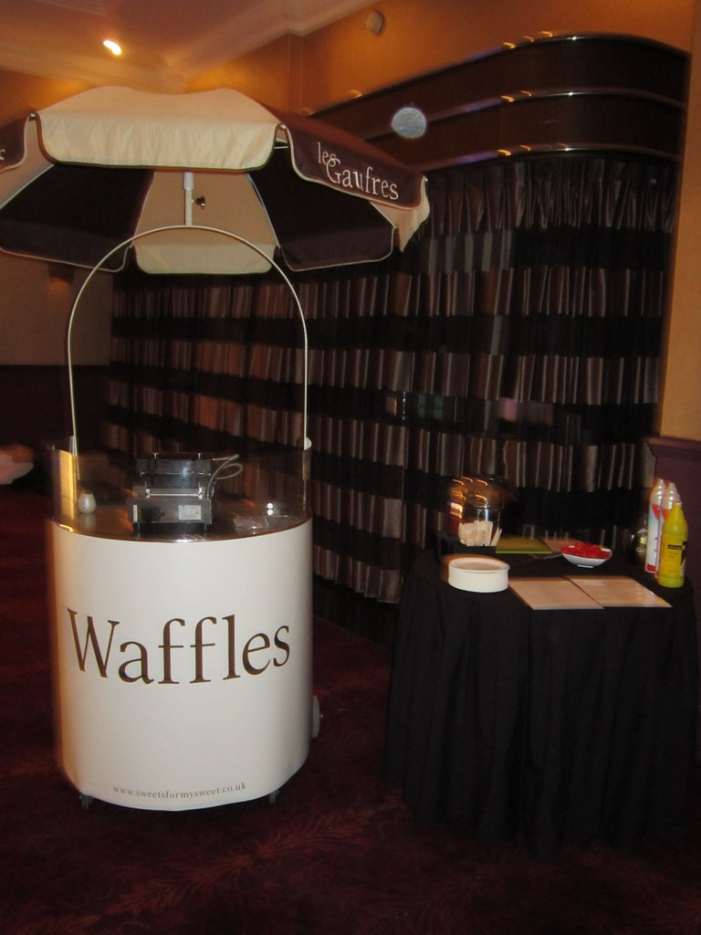 rent waffle maker london kent