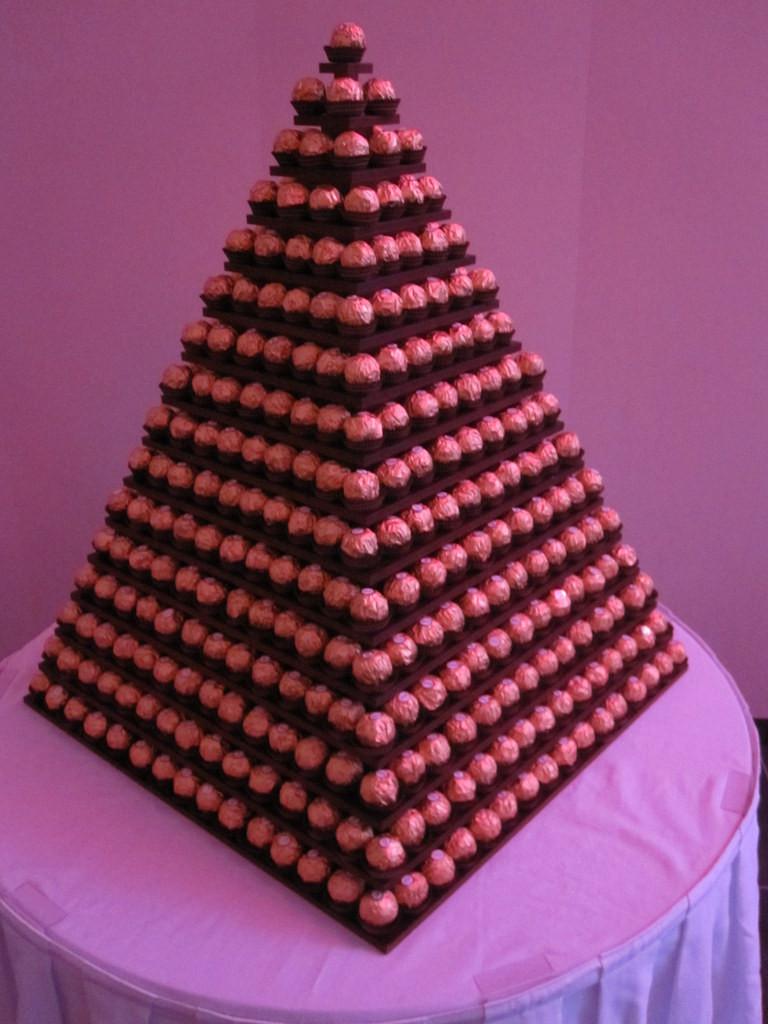 ferrero pyramid tower
