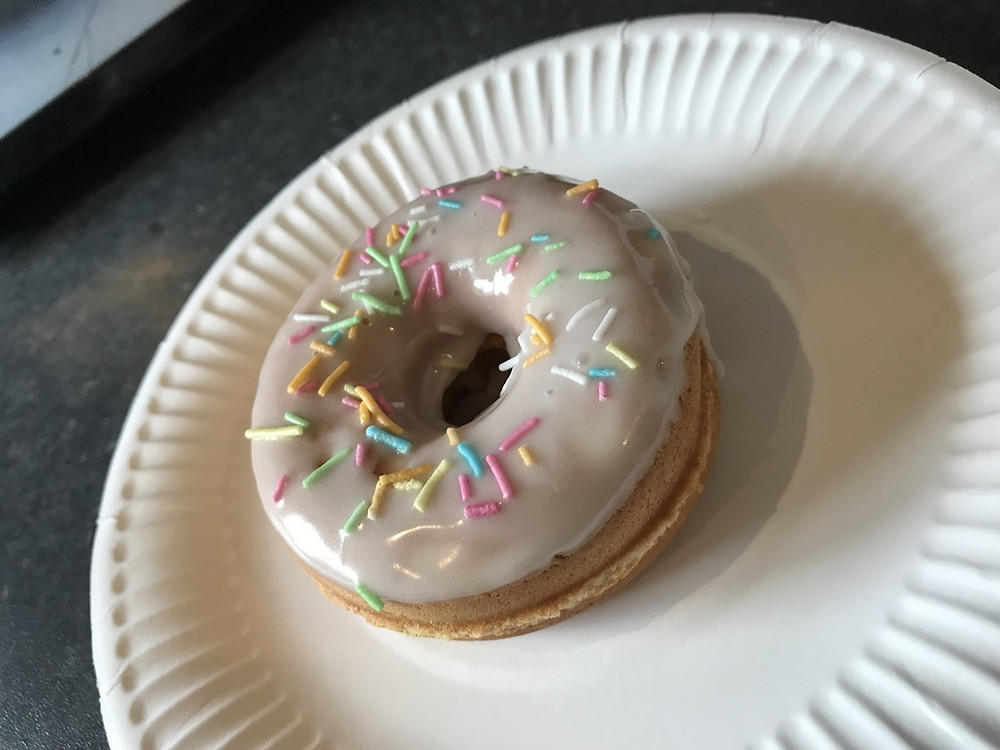 doughnuts cart hire event
