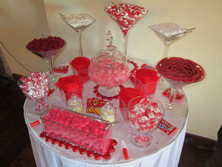 red sweet table kent