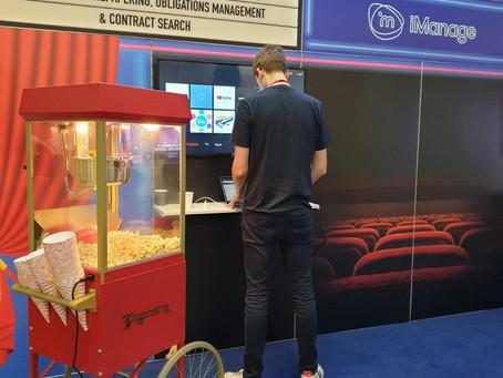 Popcorn hire Ricoh Arena