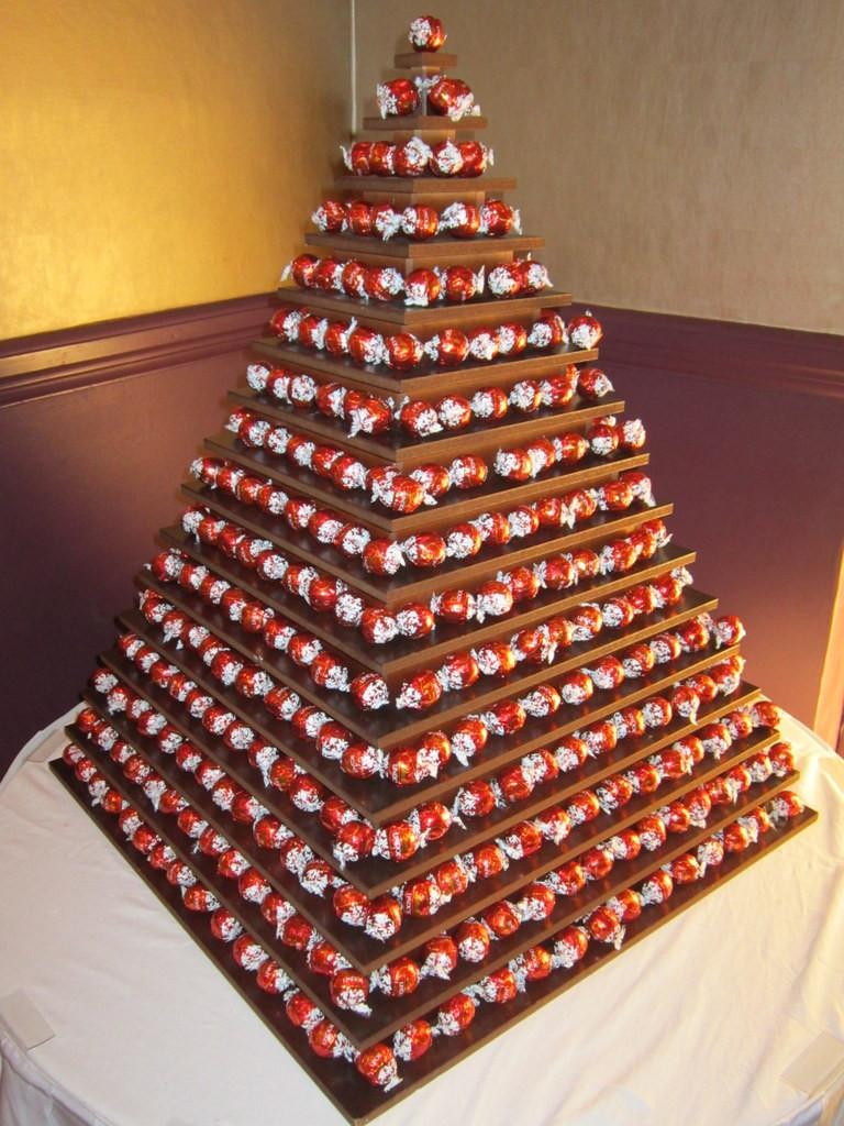 lindt lindor pyramid