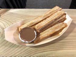 churros van hire samples