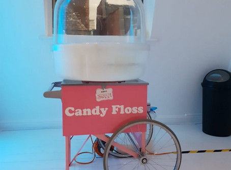 Candy Floss hire Ricoh Arena