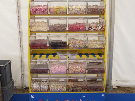 Pick n Mix hire London ExCel