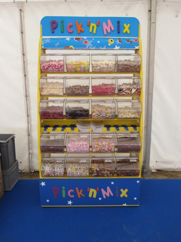 pick n mix london excel