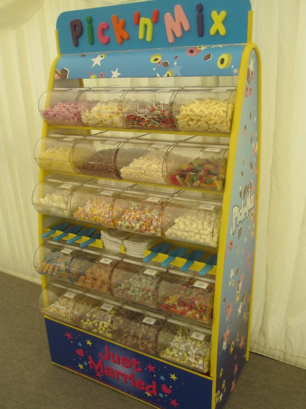 pick n mix wedding