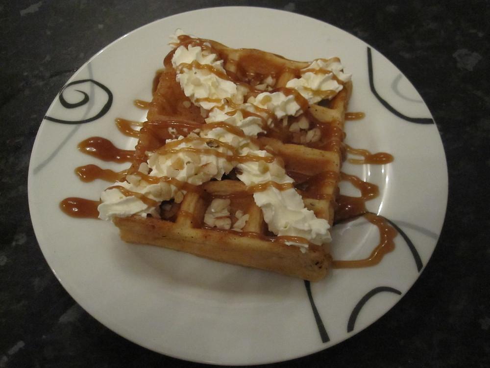 waffles options