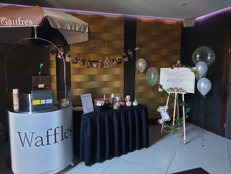 Waffle Cart hire