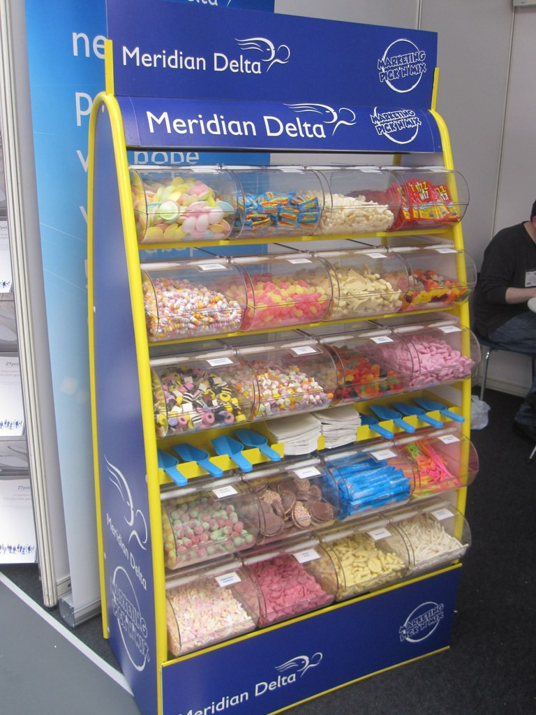 event show pick n mix hire