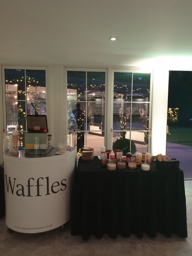 waffles cart hire