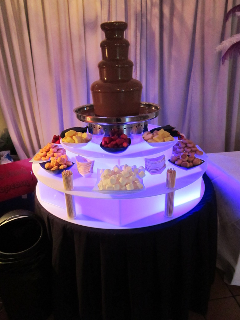 kent chocolate fountain hire