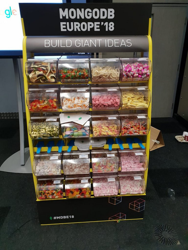 branded event sweet hire