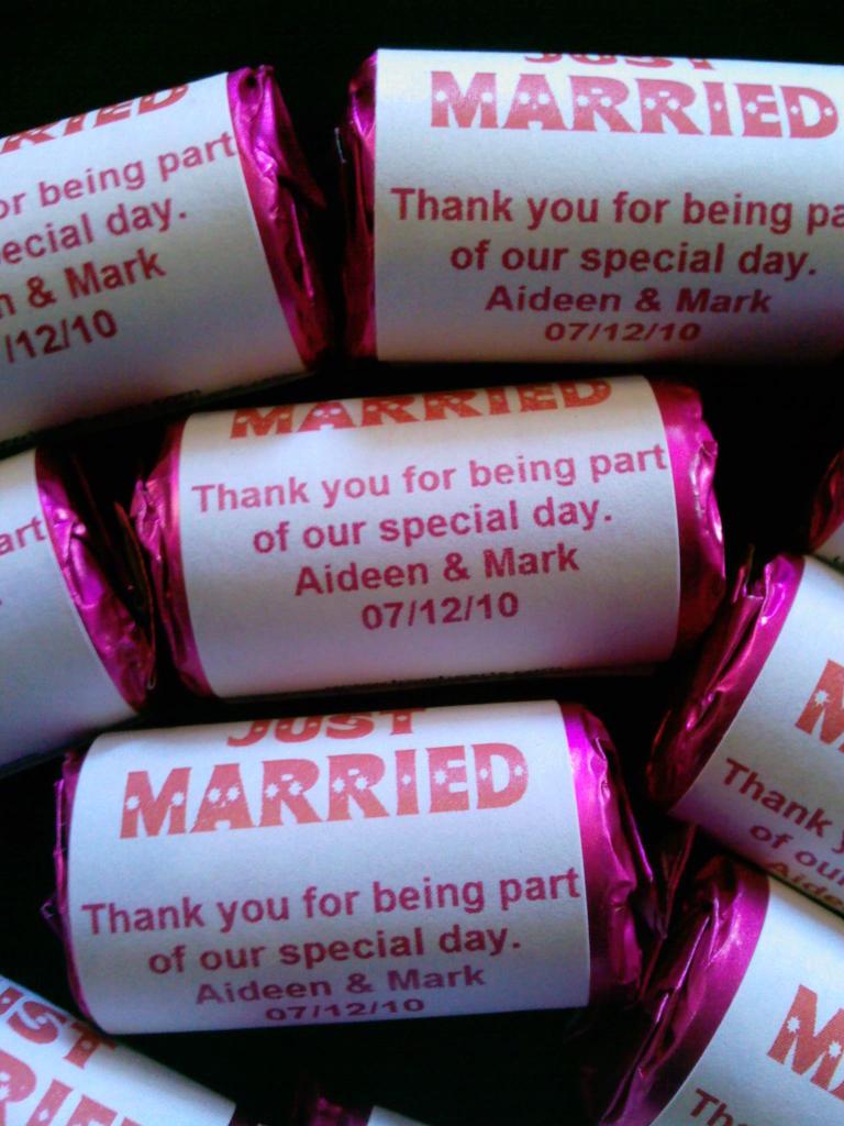 wedding love hearts
