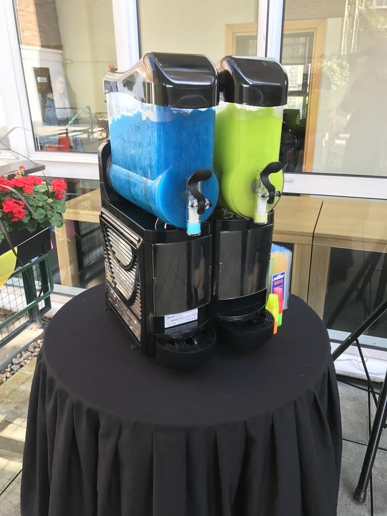 hire slush machine events