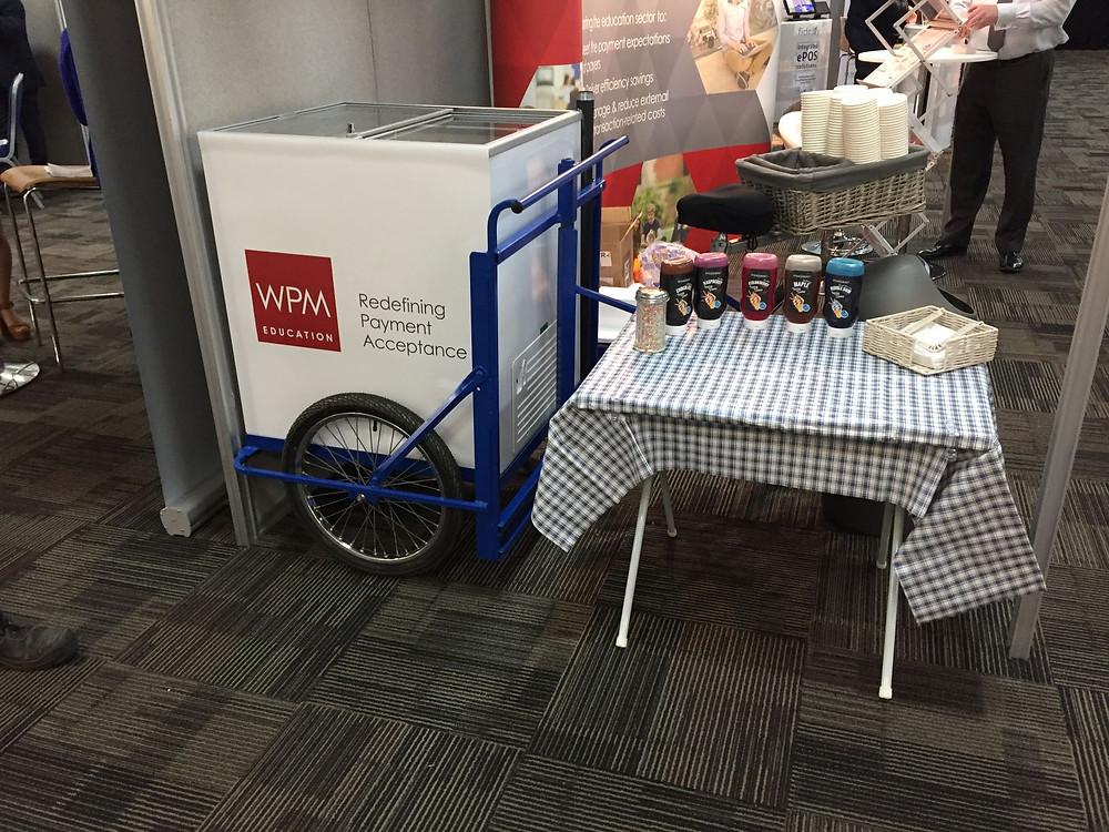 branding ice cream tricyle