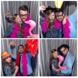 birthday photo booth hire